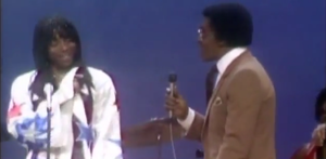 Don Cornelius Talking With Rick James