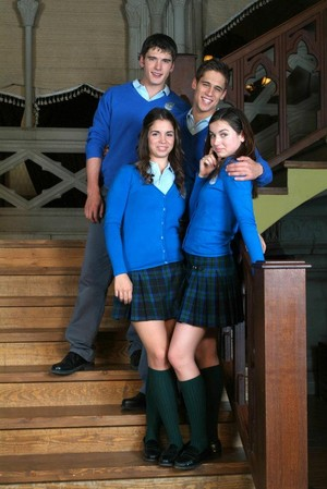 El Internado - Cast