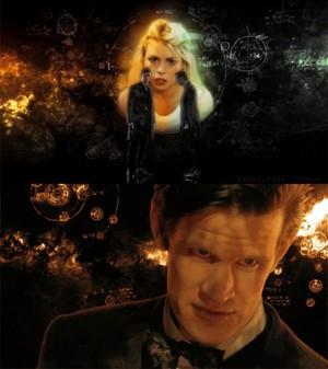 Eleven/Rose au