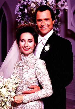 Erica Kane and Dimitri Marick Wedding