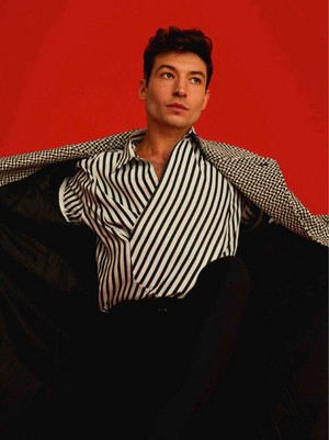 Ezra Miller - GQ Espana Photoshoot - 2018