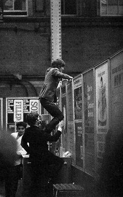 Filming A Hard Day's Night