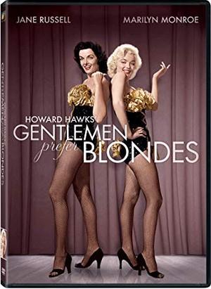 Gentleman Prefer Blondes On DVD