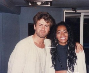 George Michael And Jody Watley