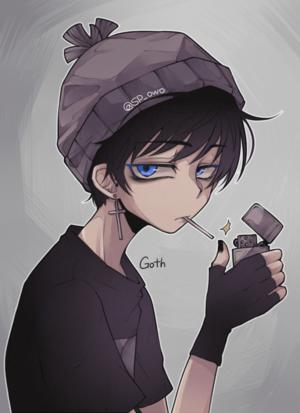 Goth Stan
