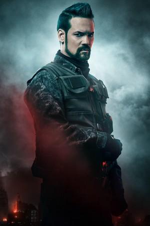 Gotham - Season 5 Portrait - Bane