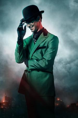 Gotham - Season 5 Portrait - Ed Nygma