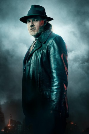 Gotham - Season 5 Portrait - Harvey Bullock