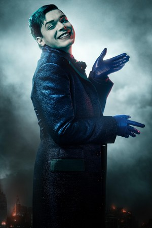 Gotham - Season 5 Portrait - Jeremiah Valeska