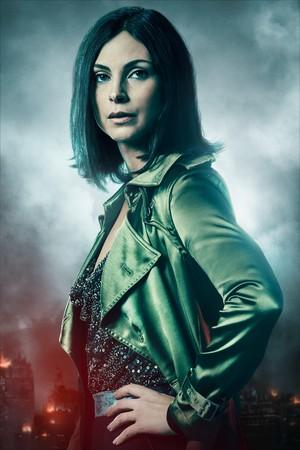 Gotham - Season 5 Portrait - Lee Thompkins