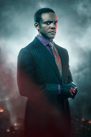 Gotham - Season 5 Portrait - Lucius fox