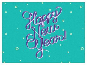 Happy New anno