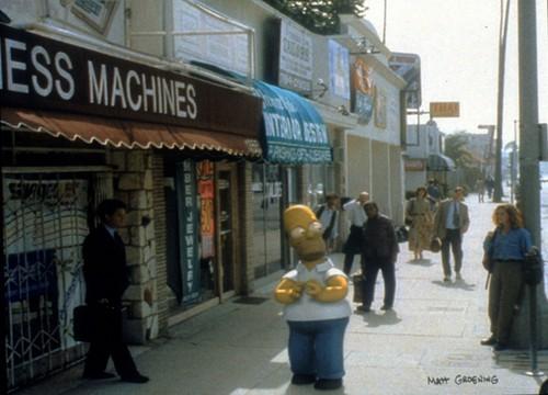 Homer Simpson achtergrond entitled Homer Simpson