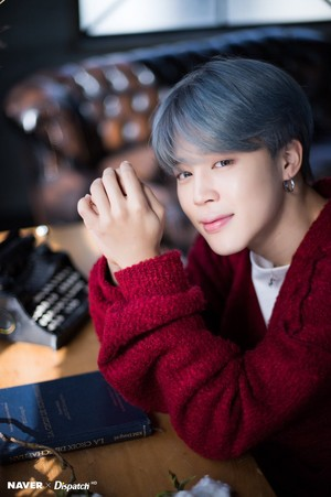 Jimin x Dispatch