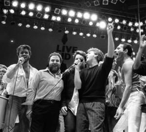 Live Aid সঙ্গীতানুষ্ঠান 1985