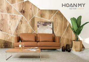 Mẫu ghế sofa nhập khẩu đẹp trong phòng khách