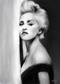 Madonna - 80s-music fan art