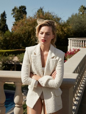 Margot Robbie - Porter Magzine Photoshoot - 2018