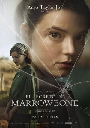 Marrowbone (2017) Character Poster - Anya Taylor-Joy as Allie