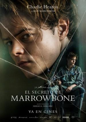 Marrowbone (2017) Character Poster - Charlie Heaton as Billy Marrowbone