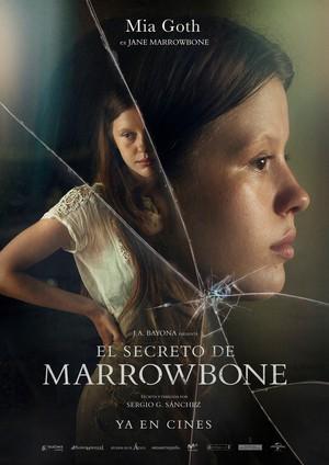Marrowbone (2017) Character Poster - Mia Goth as Jane Marrowbone