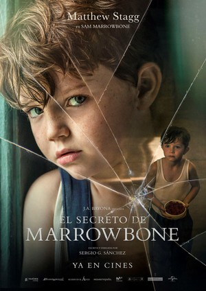 Marrowbone (2017) Character Poster - Sam Marrowbone