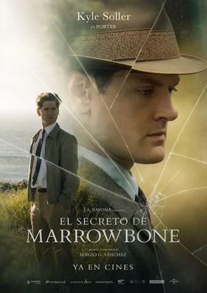 Marrowbone (2017) Character Poster - Tom Porter