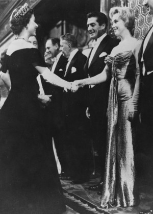 Meeting With The Queen In 1956
