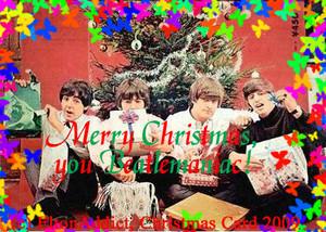 Merry navidad Beatlemaniac!