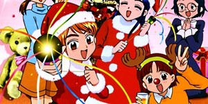 Merry Рождество from Precure!