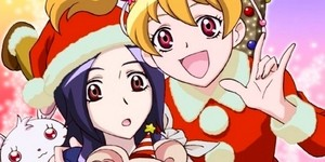 Merry 圣诞节 from Precure!
