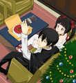 Merry Christmas - hibari-kyoya fan art