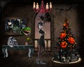 Merry Scary Christmas - hotel-transylvania wallpaper