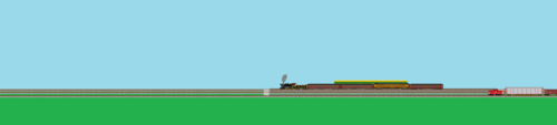 Thomas the Tank Engine Hintergrund titled Mirage Station Difficulty