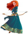 My Redesign of Merida - disney-princess fan art