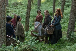 "Outlander ""The Deep Heart's Core"" (4x10) promotional picture"