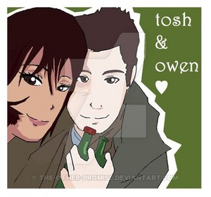 Owen/Toshiko Fanart