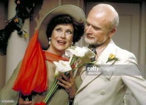 Phoebe and Langley Wallingford's Wedding Day, 1980