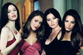 Prue Piper Phoebe and Paige 3