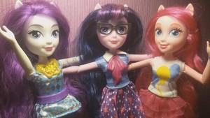 Rarity Princess Twilight Sparkle and Pinkie Pie.JPG