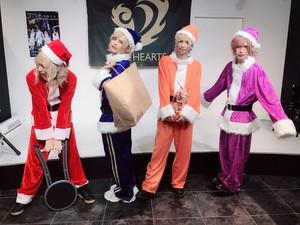 Royz Natale Santas 2018