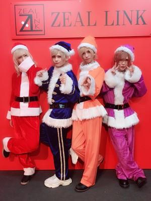 Royz क्रिस्मस Santas 2018