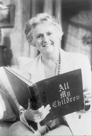 "Ruth Martin ""All My Children"""