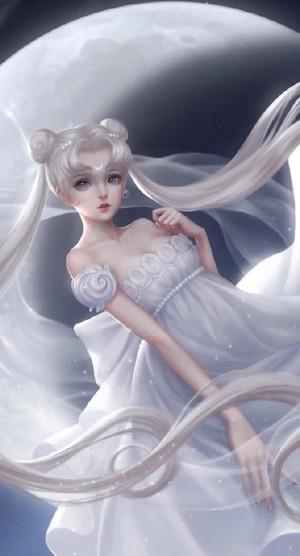 Sailor Moon Luna