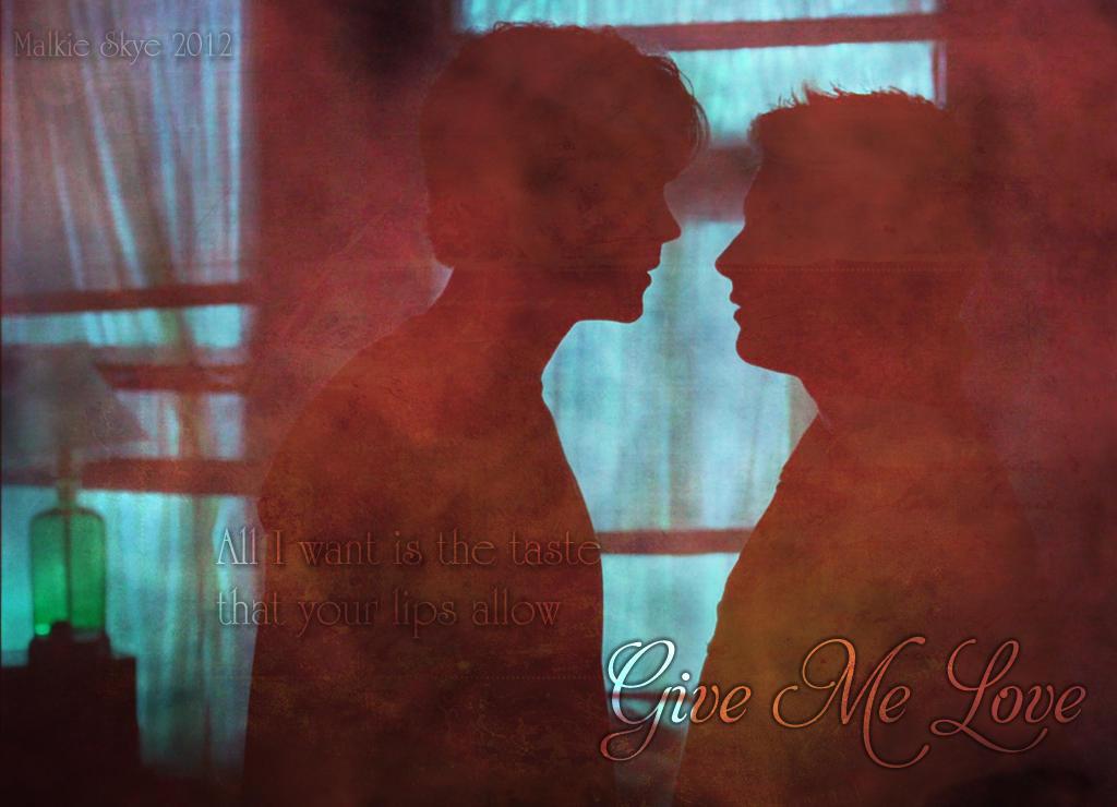 Sam/Dean Wallpaper - Give Me Love