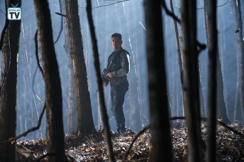 The Punisher - Netflix kertas dinding called Season 2 First Look - Frank istana, castle