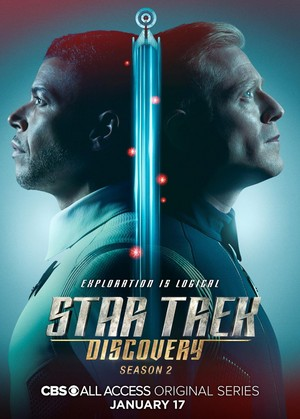 Season 2 | Promo Poster | Culber and Stamets