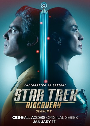 Season 2 | Promo Poster | brochet and Georgiou
