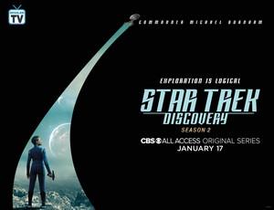 Season 2 | Promo Poster | Burnham