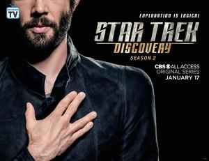 Season 2 | Promo Poster | Spock